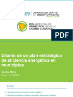 Plan municipal de Eficiencia Energética 1