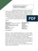 extracción.clorofila
