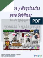 Insumos y Maquinaria SN 2021