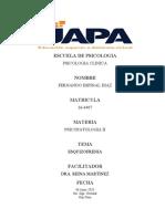 T4- PSICOPATOLOGIA II FER 16-4407