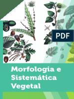 Morfologia e Sistemática Vegetal