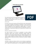 CARACTERÍSTICAS DE WORD.docx