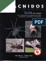 Erika Blanco, Gilbert Salas - Arácnidos de Colombia  -Bichos Colombia (2007)