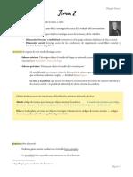 Filosofía Apuntes tema 2 1º IB