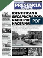 PDF Presencia 20 de Enero de 2021