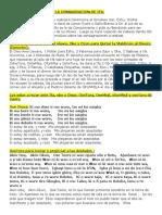 CEREMONIAS PREVIAS A LA CONSAGRACION DE IFA