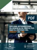BROCHURE DIPLOMA INTERNACIONAL PMI
