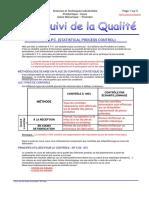 Cours de productique _ suivi de qualité - carte de contrôle - SPC