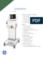 VENTILADOR PEDIATRICO NEONATAL GE ENGSTROM CARESTATION NEONATAL SERVICIO INGLES INFORMACION 2