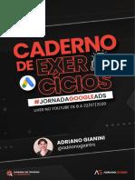 Jornada Google Ads - Caderno de Exercícios - Live 01