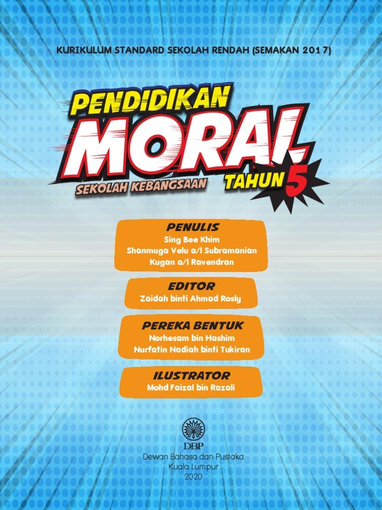 Buku Teks Pendidikan Moral Part1 Pdf