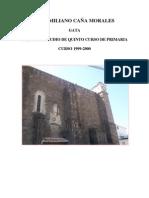 HOJAS DE ESTUDIO QUINTO DE PRIMARIA