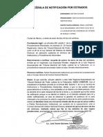 Investiga TEPJF desacato del Congreso por no sancionar a Gerardo Islas