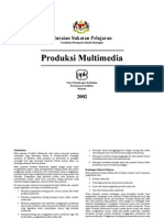 P.Vokasional - Produksi Multimedia - Ting. 4 dan 5