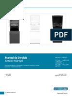 Manual Servicio Centro de lavado Centauro Estandarización
