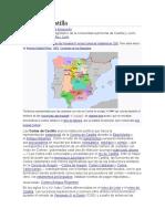 Cortes de Castilla resumen