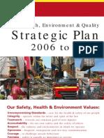 Linfox Strategic Plan