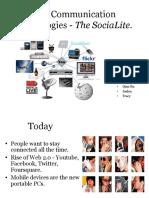 SociaLite_Sat Presentation
