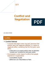 Conflict and Negotiation-Prince Dudhatara-9724949948