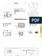 320C Excavator Electrical Schematic (Attachment) Medium Pressure