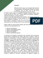 MANUALE DI TRADUZIONE - CAPITOLO 1