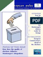 European pulse 42 english