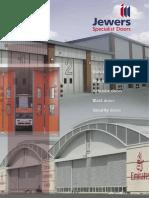 JEWERS DOORS LTD - Corporate Brochure (CURRENT)