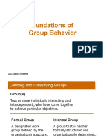 Foundations of Group Behavio-Prince Dudhatra-9724949948