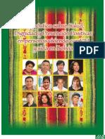 Diagnóstico sobre Salud, Dignidad y Prevención Positivas en personas con VIH en Bolivia