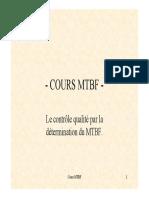 cours MTBF.pdf