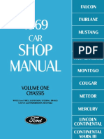 Ford 1969 Car Shop Manual Volume One Chassis.pdf