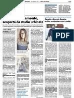 Cibo e inquinamento, scoperta urbinate - Il Resto del Carlino del 20 gennaio 2021