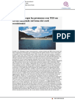 Romagna Acque ha promosso un tavolo sul tema dei costi ecosistemici - Piunotizie.it, 20 gennaio 2021