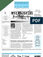 Newsletter - February 18, 2011