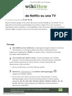 Come Uscire da Netflix su una TV_ 5 Passaggi