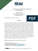(2018) C. Maranhao - Teoría crítica e didática