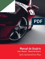 Manual Som Automotivo