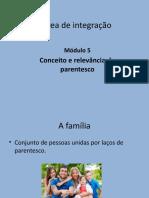 apresentação 1 conceito e relevância do parentesco