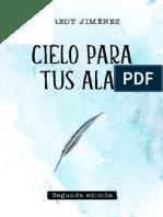 Cielo para tus alas - Fredy Jimenez