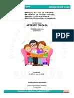 Cuadernillo_lectura de poemas de diferetes épocas 1er grado plan 2017