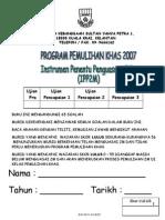 IPP2M 2007 - Bahan Murid utk cetakan booklet