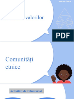 Comunități