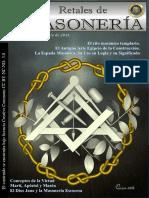 Retales Masoneria Numero 060 - Junio 2016