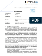 CONSULTORIAS TVMAYA UNESCO 2011  :