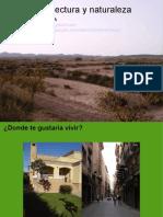 Sostenibilidad y bioconstrucción