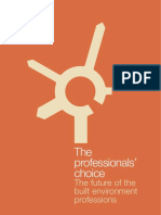 Foxell - 2003 - The Professionals' Choice The Future of the Built.pdf