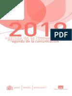 Agenda Comunicación 2019