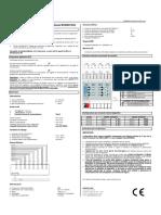 Datasheet - BO08B01KNX - ENG_ITA