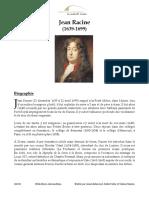 Jean-Racine-Biographie