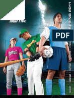 High Five Catalog (Spring 2011)